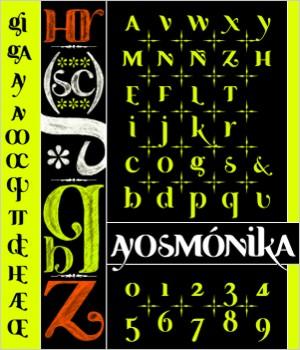 ayosmonika_bold_by_gravemandesign