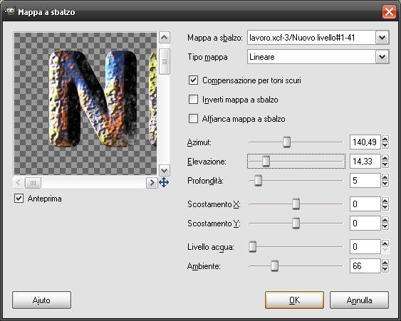 Tutorial gimp creare delle fantastiche scritte 3d fedeweb for Programmi per disegnare in 3d gratis