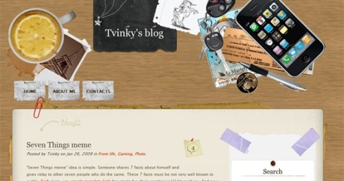 tvinky-blog-webdesign