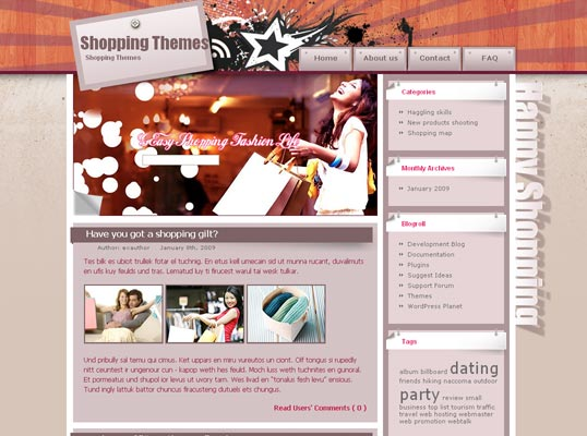 happy-shopping-wordpress-theme