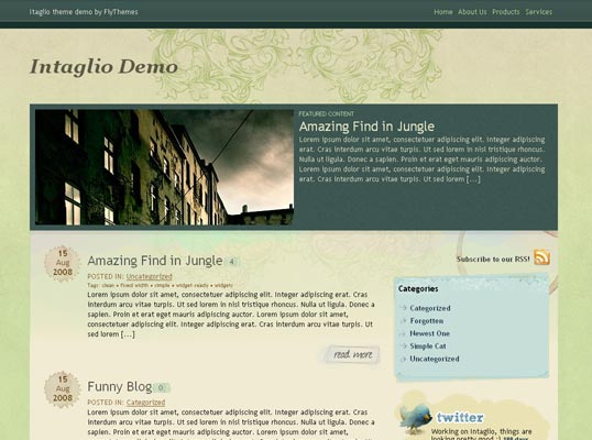 intaglio-wordpress-theme