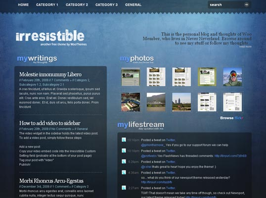 irresistible-wordpress-theme