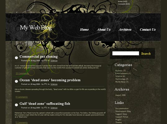mysticgrunge-wordpress-theme