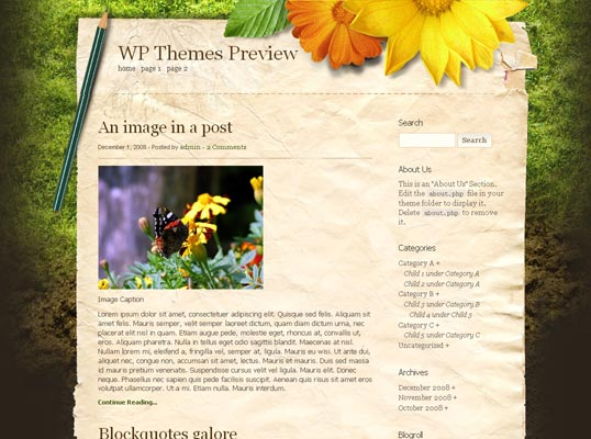 outdoorsy-wordpress-theme