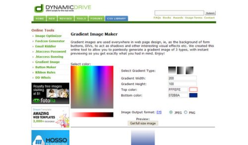 gradient-image-maker-by-dynamicdrivecom